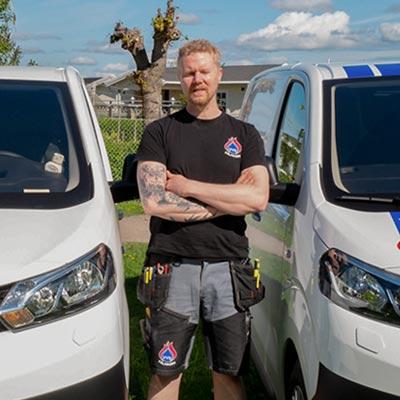 Jesper Rörmokare och VVS Tekniker